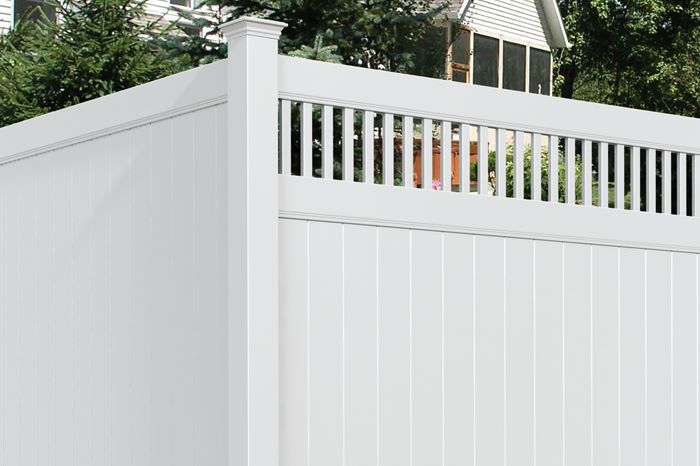 Choose JDH Decks and Fences For Your Vinyl Fence Installation