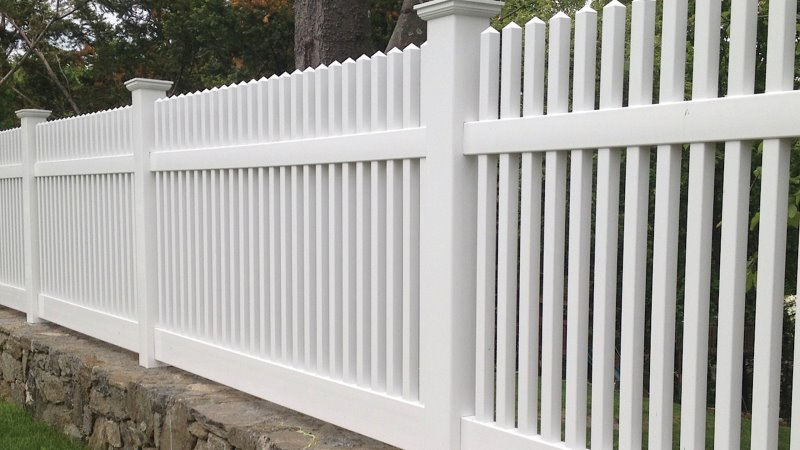 Commercial fencing company in Georgia