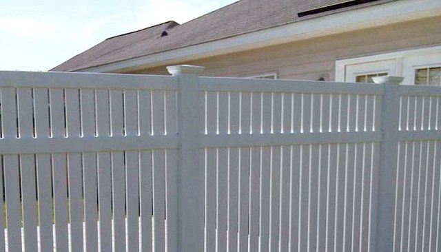 Vinyl Fence in Georgia
